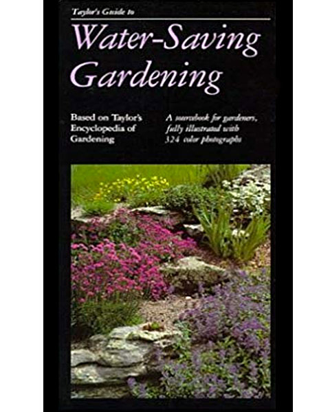 Taylor's Guide to Water Saving Gardening