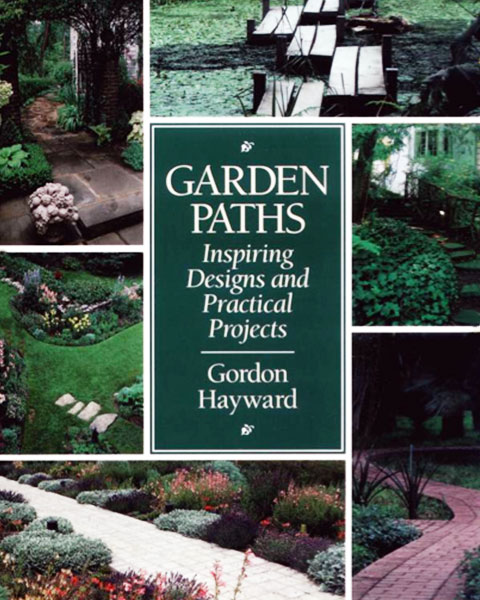 Garden Paths gardening resource book